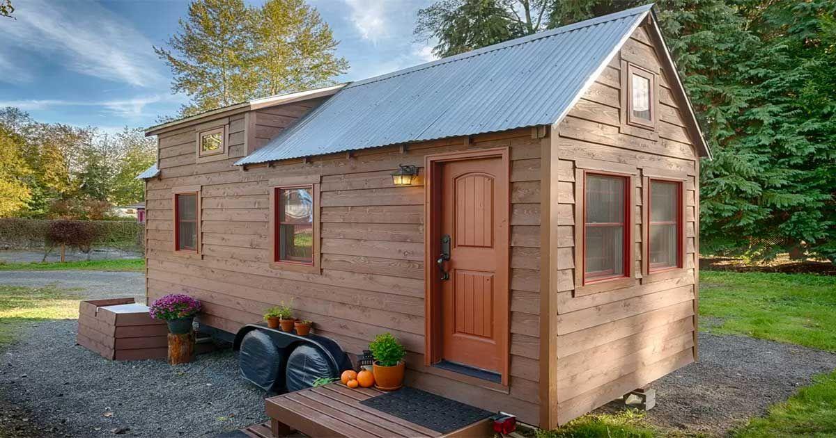 Peque a caba a de madera para tu pr xima escapada rom ntica for Cabanas de madera pequenas